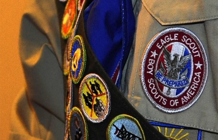 California Boy Scout Childhood Sexual Abuse